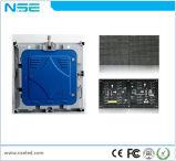 Pantalla de interior del alquiler LED de la alta calidad P4 de Nse