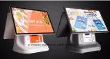 Qualität Icp-E8800dpi alle in einer Noten-doppelten kapazitiven Screen-Registrierkasse Positions-Maschine für Positions-System/Supermarkt/Gaststätte