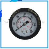 Manomètre de 2 pouces/Gas-Pressure compteur avec boîtier en plastique