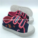 Les enfants de haute qualité toile chaussures chaussures d'injection occasionnels personnalisés (la ville de Hambourg1206-8)