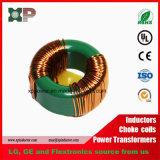 다른 크기 초크 전력 공급 초크가 ISO9001에 의하여 증명서를 줬다