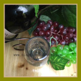 Venda por grosso de acrílico decantador de vinho novo vinho Pourer aerador