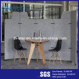 Panneau acoustique décoratif en vedette pour les meubles de bureau / Écran de la station de travail