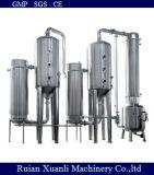 単一効果の強制外部循環の蒸化器