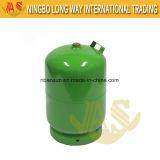 Haute performance faisant cuire le cylindre de gaz utilisé de 5 kilogrammes