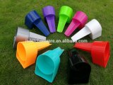 Jieweiのカスタムプラスチック浜のカップ・ホルダーSpiker