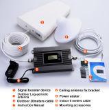Alta qualità! METÀ DI segnale mobile Amplifie del telefono delle cellule del ripetitore del segnale del ripetitore 2100MHz di potere