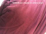 Tela de engranzamento de seda da tela de seda de Tulle para o estilo nupcial e de Eveing do vestido do fim do Weave