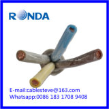 câble cuivre électrique flexible de PVC du sqmm 4X16