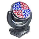 36PCS*10W 4in1 Wäsche-beweglicher Kopf des Aura-Summen-LED
