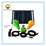 Système d'alimentation solaire portatif de la haute performance 5W pour la maison