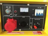 가정 사용을%s 휴대용 디젤 엔진 침묵하는 발전기 5.0kVA
