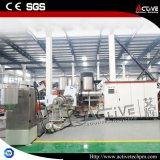 Two-training course Die Face Cutting Plastic Granulates Pelletizing Machine