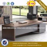 고명한 디자인 높은 광택 있는 SGS 승인되는 행정상 책상 (HX-8N1155)