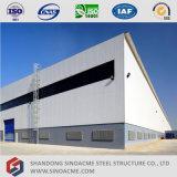 スーダンの安い鉄骨構造の倉庫