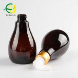 فريدة شكل زجاجة إستعمال غسول شامبوان موزّع مضخة