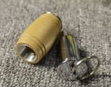Neuheit-Zylinder-Form USB-Stock (OM-P178)