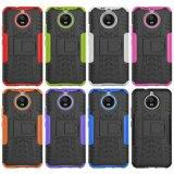 Cas protecteur de téléphone mobile en plastique de qualité pour Motorola G5s
