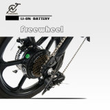 電池が付いている36V 250Wのハブのモーターによって折られる電気バイク