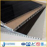 Panneau en aluminium de nid d'abeilles de formica du prix usine de la Chine HPL