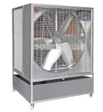 큰 양 증발 공기 냉각기 환기 팬 및 HVAC 시스템