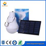 Bewegliche LED-Solarlampen-Sonnenenergie-Glühlampe