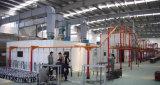 Сухой тип линия брызга краски для металлургии