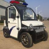 Полиции электромобиль для 2 человек