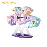 drehen magnetische 52PCS Baustein-Fähren das beste Kind-Spielzeug