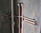 Weiße Farben-Baumaterialien, die PPR Rohr für Heißwasser plombieren
