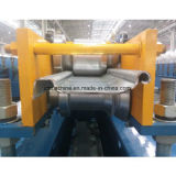 Rodillo de la soldadura de Doorl del obturador de la laminación que forma la máquina