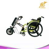 Kit di alluminio 350W Handcycle elettrico di conversione della sedia a rotelle elettrica della lega