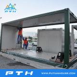 가장 새로운 디자인 모듈 장비 콘테이너 집 조립식 가옥 홈
