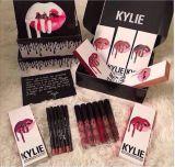 Kylie Jenner Matte creme labial 8 Cores mais nova chegada à prova de líquidos Lipgloss Batom Cosméticos