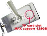 Câmara IP de Segurança Wireless WiFi 1.0MP HD 720p Sard Slot SD IR à prova o ONVIF