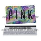 O Plástico Cr80 Impressão personalizada Brinde Cartão de PVC