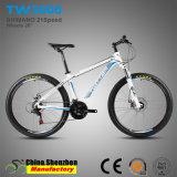 21speed Yinxinの機械ディスクブレーキのアルミニウムMountianの自転車26er