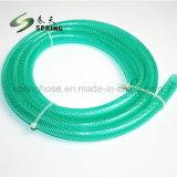 Migliore tubo flessibile di giardino flessibile di rinforzo PVC di qualità con montaggio d'ottone