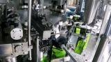 Automatische Tribune op van de Zak van de Snack het Wegen en van de Verpakking Machine fz-90g