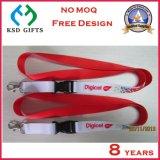 긴 이동 전화 방아끈 (KSD-955)를 인쇄하는 주문 로고