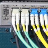 8*LC 5meter MPO 팬-아웃 패치 케이블 코드에 MPO