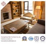 Meubles à la mode d'hôtel pour le salon d'entrée avec le sofa réglé (YB-318)
