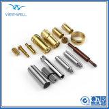 Части мотора алюминия запасной части металла чистовой отделки подвергая механической обработке