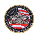 会社の記念品のためのギヤ形3Dのマラソンの金貨