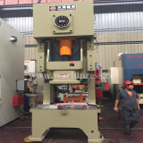 Jh21-200 máquina cortando da imprensa de potência do C aprovado do Ce de 200 toneladas
