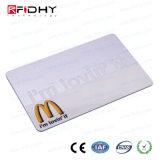 Rfidhy heiße Papierkarte des Verkaufs-RFID für Ereignisse