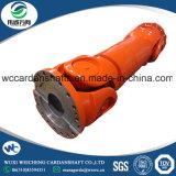 Asta cilindrica unita di abitudine SWC550bh U per le strumentazioni industriali