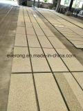 Polidos&Bushhammered superfície com G682 Impermeável Amarelo Mosaico de granito para venda