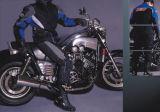 Desgaste de la Motocicleta - 4