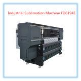 impresora de materia textil de la sublimación del 1.9m para la tela Fd6194e del poliester